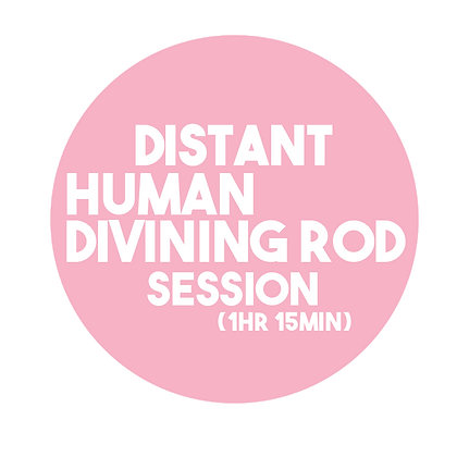 Distant Human Divining Rod Session