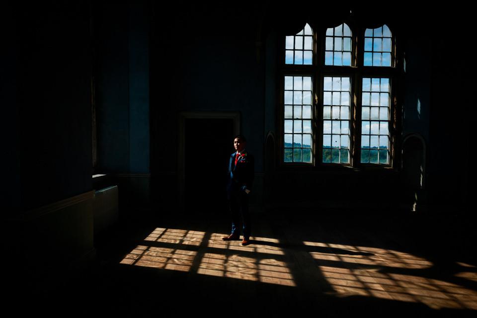 Dramatic Light & Shadow
