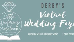 VIRTUAL WEDDING FAYRE!