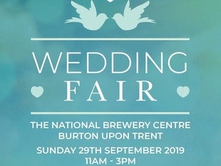 Wedding fair this Sunday!