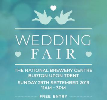 Wedding fair this Sunday!