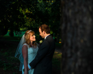 Breadsall Priory Wedding - taken by Daniel Burton Photography