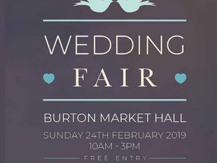 Wedding fair - February 2019