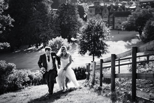 Breadsall Priory Wedding, Derbyshire - taken by Daniel Burton Photography