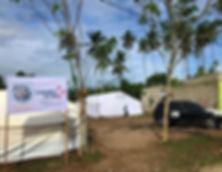 Pengungsian Lombonga di Balaesang, Dongg