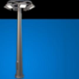 images Прожекторная мачта освещения ВМО 23