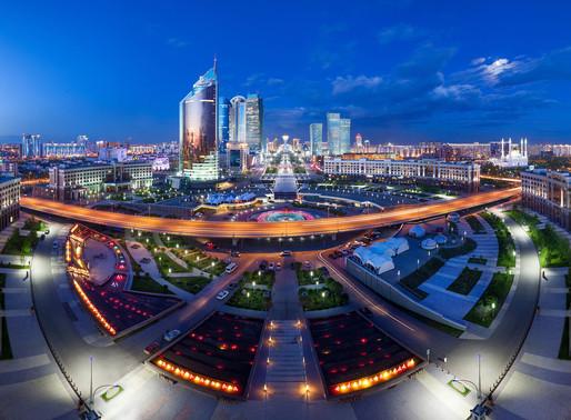 Металлические Опоры освещения Нур-Султан (Астана)