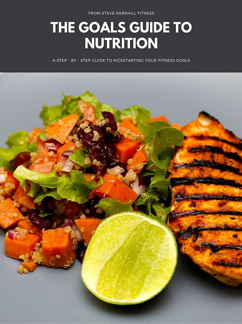 Beginner's Guide To Nutrition