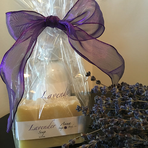 SOAP AND LOTION GIFT SET