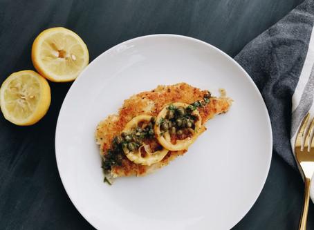 My Favorite Chicken Piccata Recipe