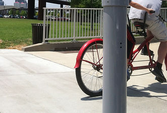 contado de bicicleta, contador de peatones