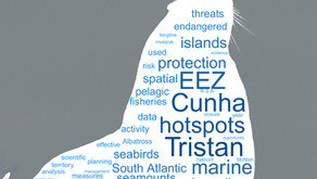 Identifying hotspots for conservation in the Tristan da Cunha territory