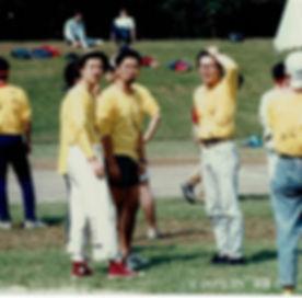 立川美術学院 体育祭