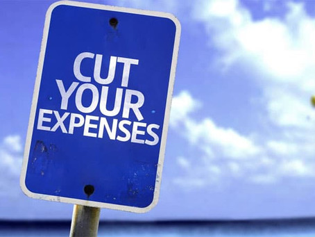 THREE WAYS TO CUT EXPENSES