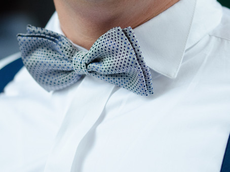 HOW TWO GUYS BOW TIES SEALED THE DEAL ON ABC'S SHARK TANK