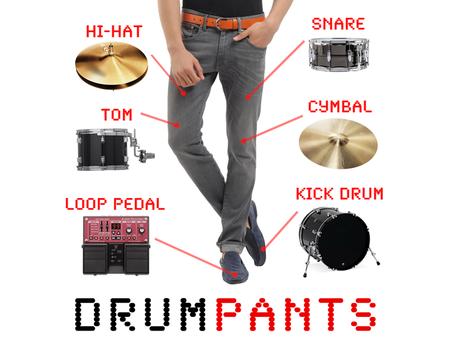 DrumPants Misses Big Beats on ABC SharkTank