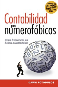 Image result for contabilidad para numberphobic book