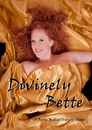 Divinely Bette Flyer image