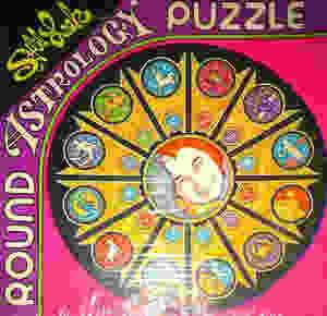 Sybil Leek's Astrology Puzzle