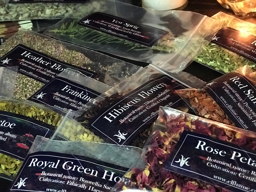 Witch Herbs from Elfhame