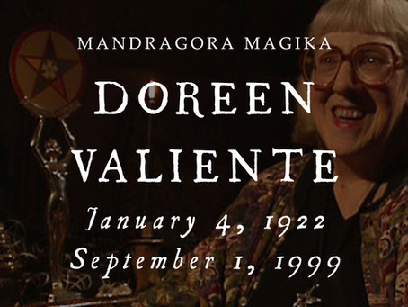 Celebrating Doreen Valiente