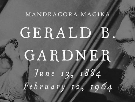Celebrating Gerald Gardner