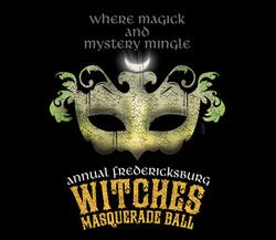 Witches Masquerade Ball Logo
