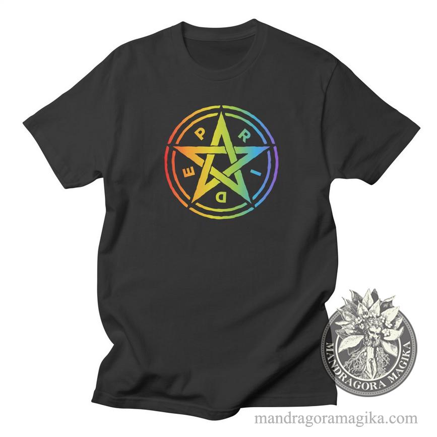 Pride Pentagram TShirt