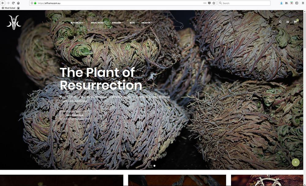 Elfhame Website
