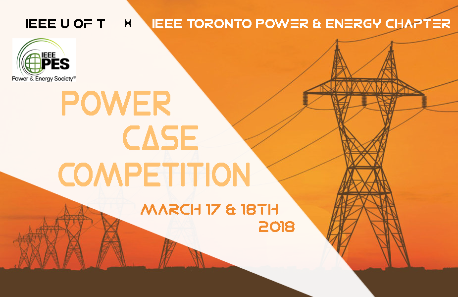 UT IEEE Power Case Competition - 2018Mar17