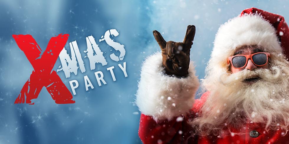 Xmas Party + Open House