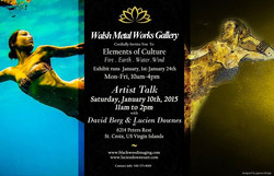 Facebook - Good Day all!. David Berg and myself will be having an artist talk on