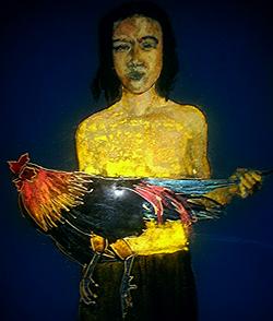 chicken george sold