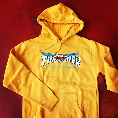 Thrasher x Venture hoodie
