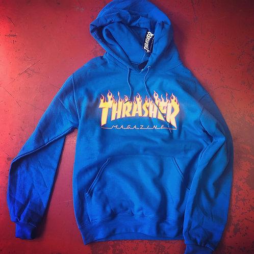 Thrasher hood