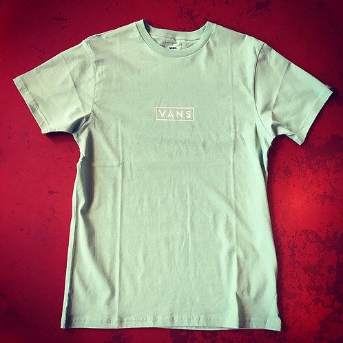 Vans boxlogo shirt