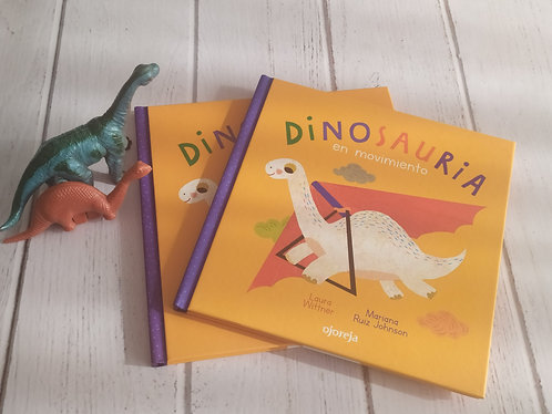 Dinosauria en movimiento