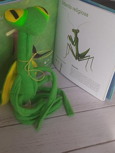Mantis - Mamboreta en tela