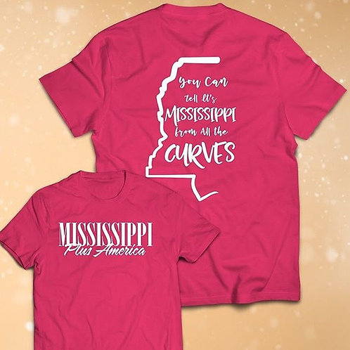 Mississippi Curves Shirt
