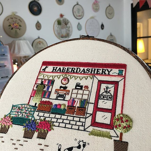 My Haberdashery Store - Storefront Series