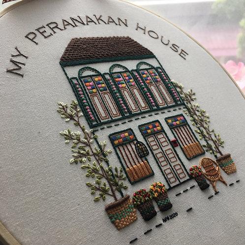 My Peranakan House - Heritage Houses Series
