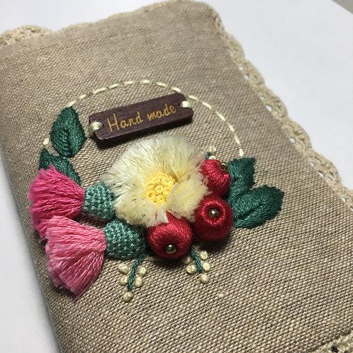 Thistles & Berries Needlebook