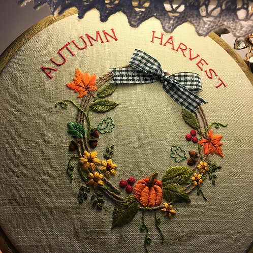 Autumn Harvest - Four Seasons Series