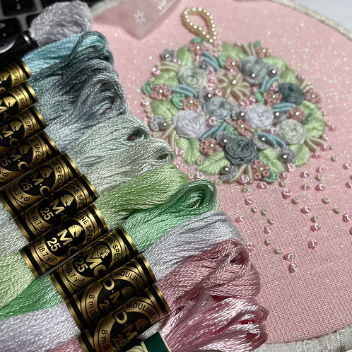 Shades of the Month Threadpack - June 2021