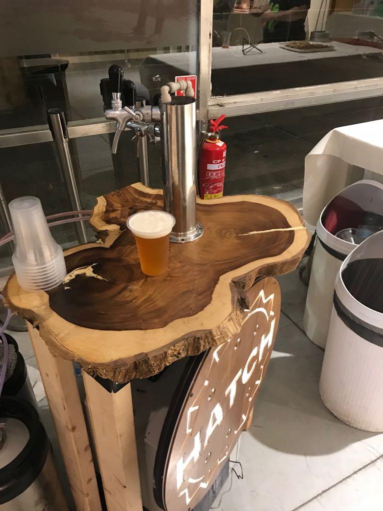 מעמד לברז בירה