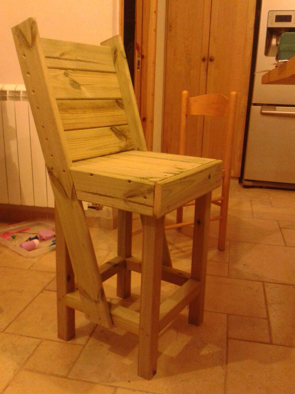 כסא לילדים