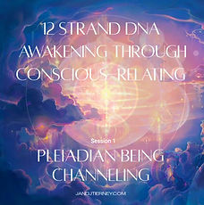 Quantum Healing Hypnosis Technique Session. October 2014 Meeting Granada from the Pleiades.  Initially, we thought we were communicating with Jolene's subconscious as we had experienced in previous sessions. It became clear afterwards that this consciousness was actually the Pleiadian Being called Granada!  Jason: Is there any information you could give her to move forward, to move through this fear that she has surrounding her with the scarcity of love?