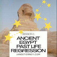 Ancient Egypt Past Life Regression Part 1