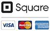 Square Visa MasterCard Spray Tanning