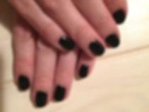 Gel Polish Manicure Calgary